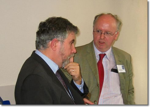Paul Krugman and John Stuthers