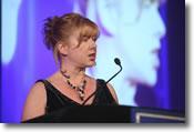 Professor Susan Hart at PLC Awards