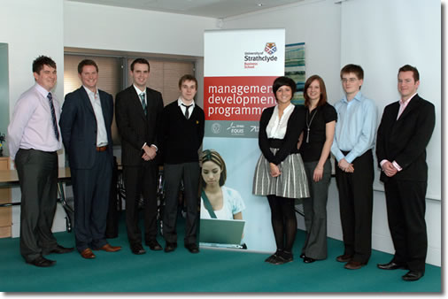 Ernst & Young prizewinners